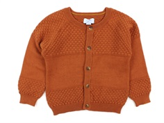 Noa Noa Miniature cardigan ginger bread